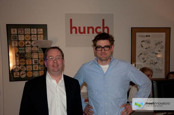 Hunch公司创始人Chris Dixon